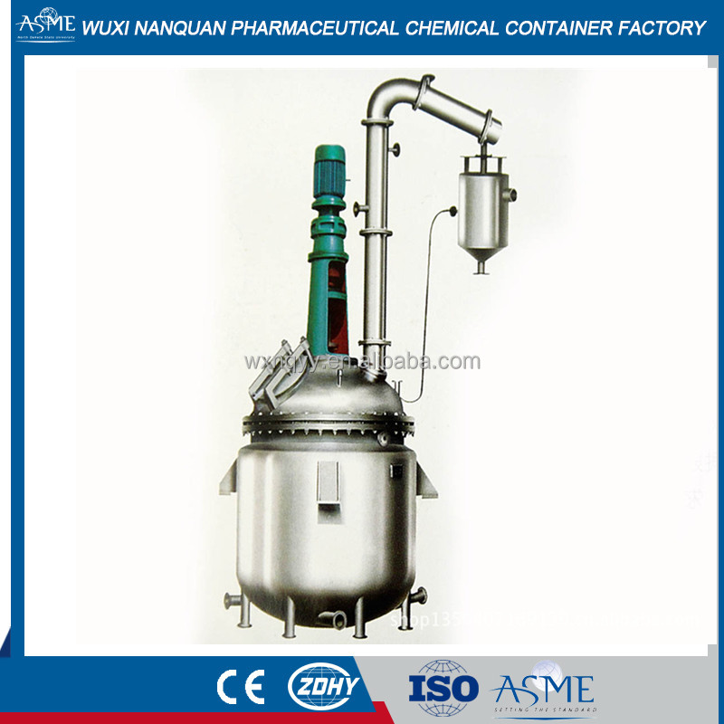 resin reactor/unsaturated polyester resin vessel