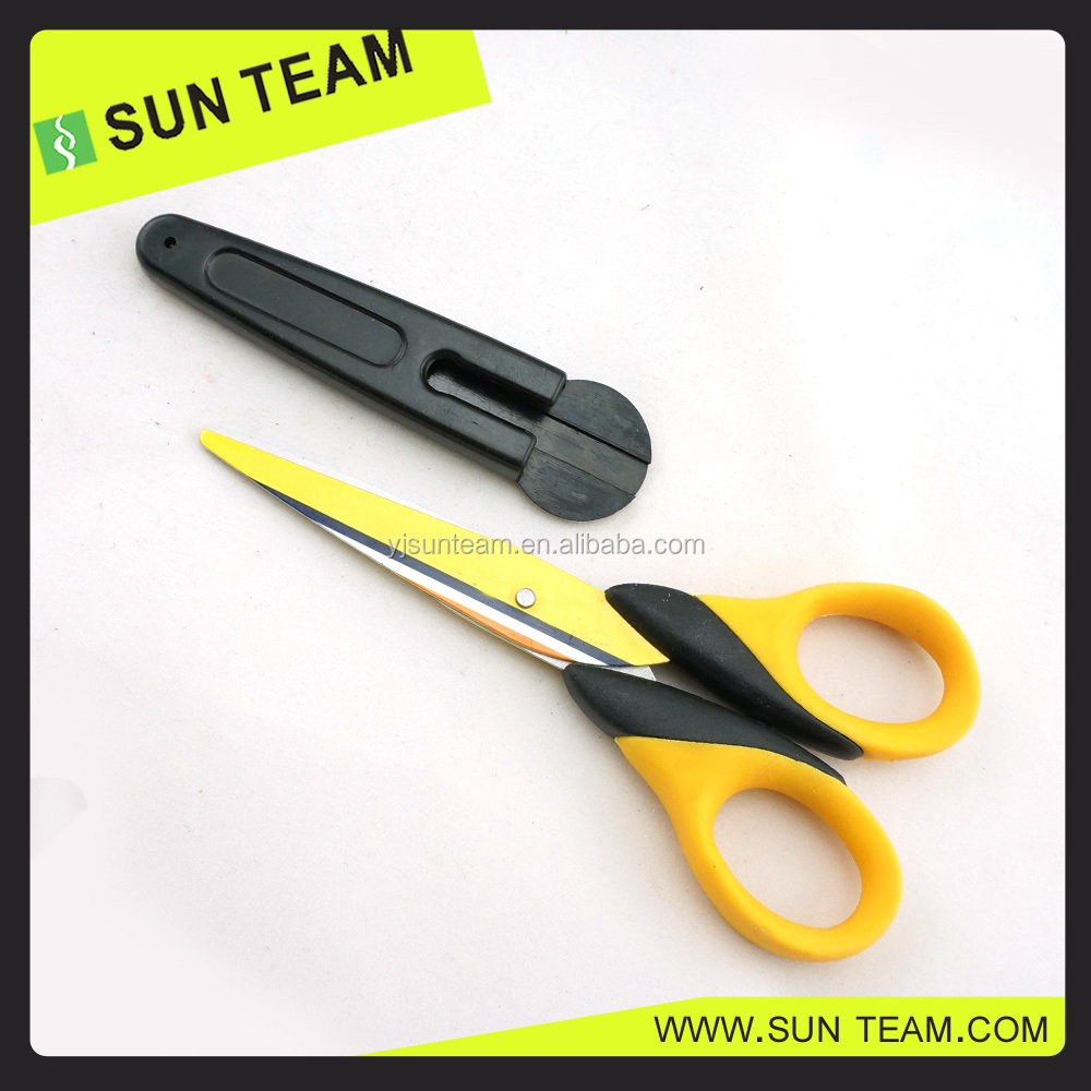 Sale safe cover utility soft grip mini sale cheap school scissors set