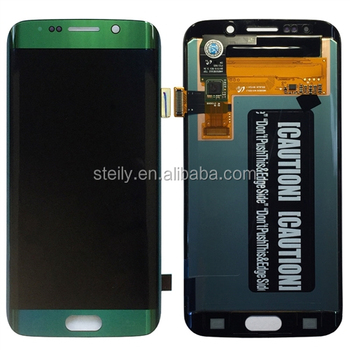 low pirce in China with new screen replacement For Samsung Galaxy S6 edge full test lcd screen