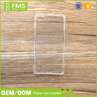 Ultra Thin 0.8MM Transparent For Huawei P6 Case