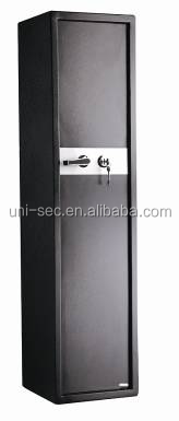 METAL GUN SAFE, QUALITY RIFLE SAFE LOCKER, SECURITY GUN CASE