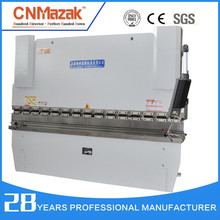 Sheet metal bending machine /Pan and box press brake machine W1.0x610Z W1.5x1260A WC67k-250T4000