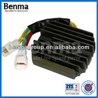 motorcycle silicon rectifier,motorcycle electric part,two pluge rectifier with top quality and cheap price