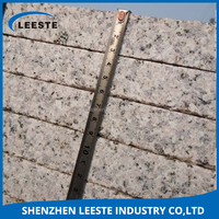 Good quality sides natural 0.12% water absorption granite stone