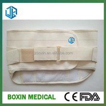 medical elastic waist trimmer support belt for patient