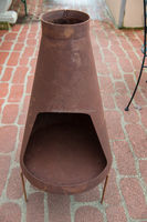 durable corten steel fire place, quality oem metal fire pit