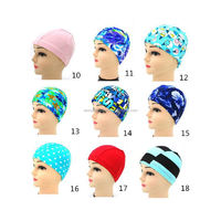 PU swimming caps, kids PU coating swim caps, lycra swim caps with logo