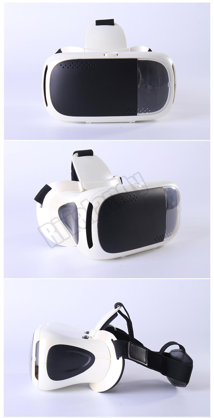2016 top-selling 3d vr glasses and top selling vr box 2.0 or vr headset for smartphone