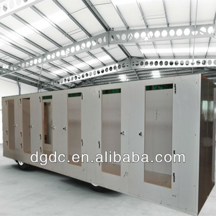 Tomato storage cold room by PU/PIR insulation panels