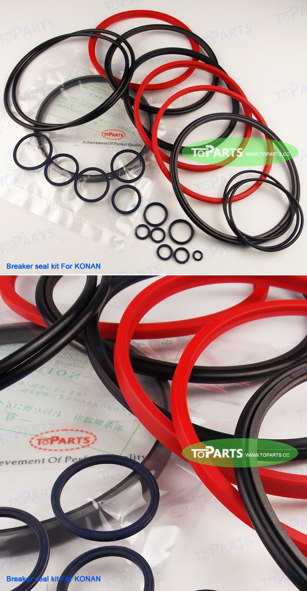 KONAN MKB500N Hydraulic Breaker Seal kit For KONAN MKB500N Hydraulic Hammer Seal Kit MKB-500N Breaker seal kit