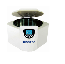 BIOBASE lab use refrigerated table Top High capacity Speed cold Centrifuge price