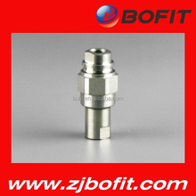 High pressure hydraulic hose end fittings for sale