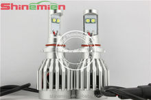 Car Headlight 60W 6000LM Auto LED Headlight H4 H7 H8 H10 H11 9005 9006