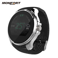 factory price cheap android Bluetooth wrist 3g smart watch mobile phone obangle fitness smart watch