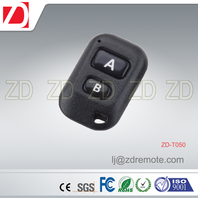 Best price replacement rolling code remote control for automation ZD-T038