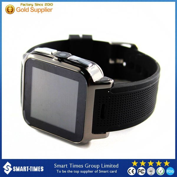 [Smart-Times] Smart Watch With SIM Card MTK6260A CUP For Dial Bluetooth Mobile Watch Phone