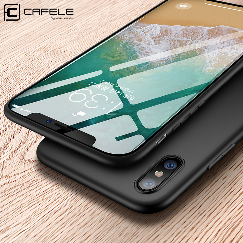 Cafele For Iphone X High Quality Free Sample Shockproof Luxury Matte ...