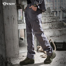 Outdoor Hiking Multi Pockets Trousers Tactical Combat Army Cargo Pants for Hunting