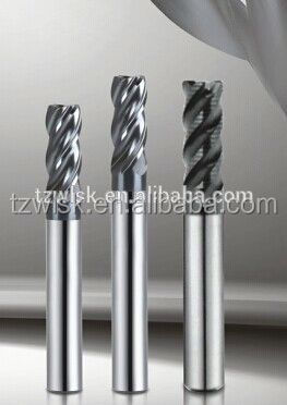 endmill end mill with straight shank