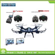 High quality 2.4g 4ch wifi ufo gyro light rc drone quadcopter with camera