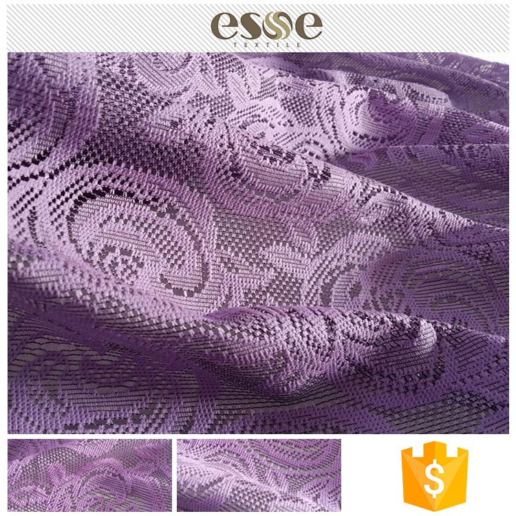 Women garments polyester lace fabric market in dubai