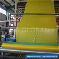 Yellow Agriculture Polyethylene Plastic Film For
