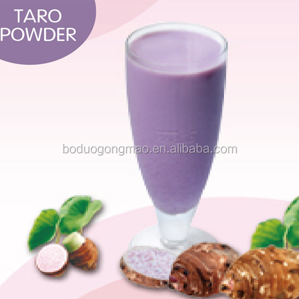 Taro Flavor Powder