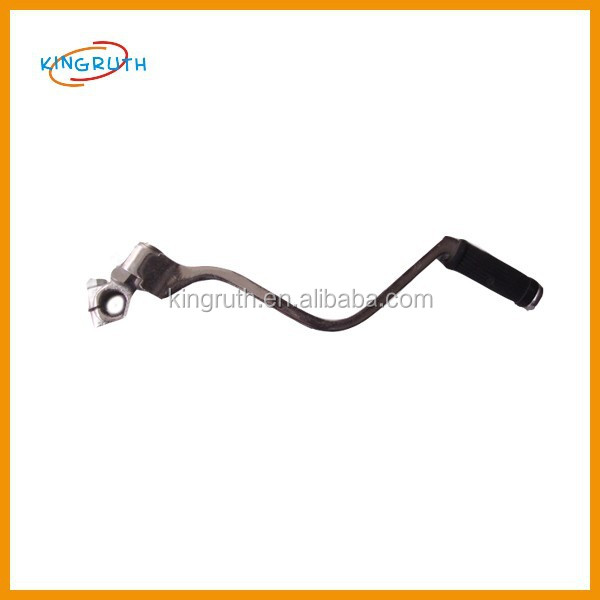 New Silver hot sale high quality motorcycle kick start lever in china