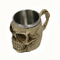 Hand Painted Day Of The Dead Skull Drinking Mug top sell ceramic skull ceramic coffee mug