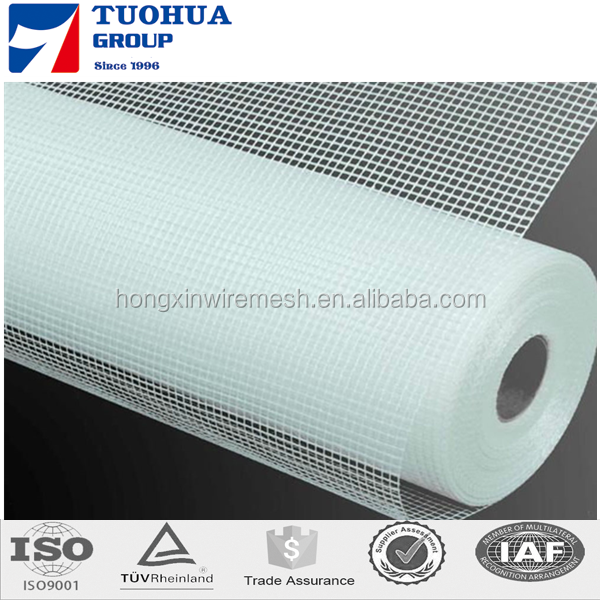 Alkali-resistant Reinforced EIFS Fiberglass Mesh include Different Weight