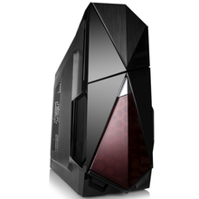 Hot-selling computer unique design fancy P4 ATX gaming case