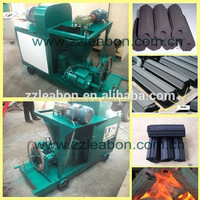 Easy burning coal powder briquette machine for warm, bbq, cooking