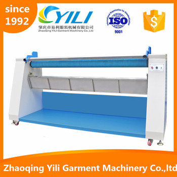 textile automatic cloth folding machines factory price