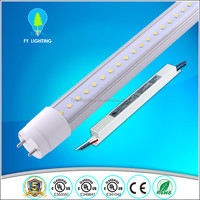 Long lifespan THD<15% 120LM/W external and internal driver led tube light circuit diagram 18 watt led tube