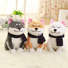 <strong>plush</strong> siberian husky puppies for sale big eyes <strong>plush</strong> dog toy farm animal cartoon dog best selling products 2017 husky toy