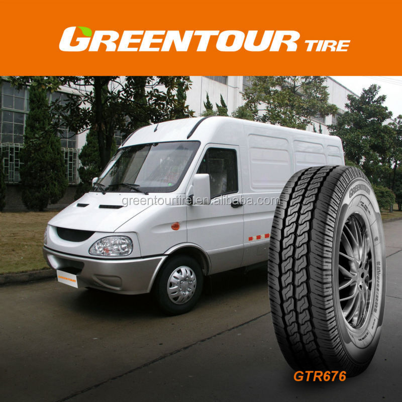 GTR676 195/R14 tyres China tubeless car tire with best price