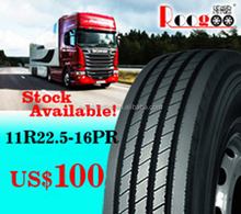 China factory cheap heavy equipment 11r22.5 truck tires for sale