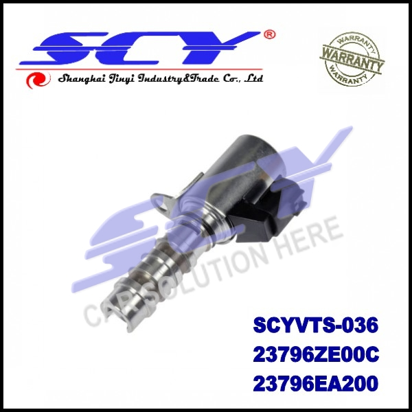 New Engine Camshaft Timing Oil Control Solenoid Valve VVT for Nissan 23796-EA000 23796EA000 23796-6N200 237966N200