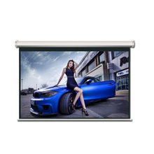 Future brand Best price of projector screen with self-lock manual pull down
