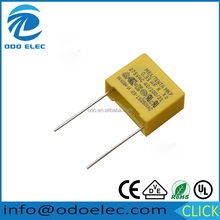 Electronic Circuit Box Capacitor X2 0.33uf 275V