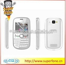 GSM900/DCS1800 Qwerty Keyboard Mobile Phone Dual Sim (Asha N200)