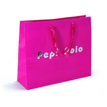 PSBSL1736 custom made luxury paper shopping bag