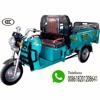 Electric Cargo Tricycle Supplier from E Rickshaw Manufacturer