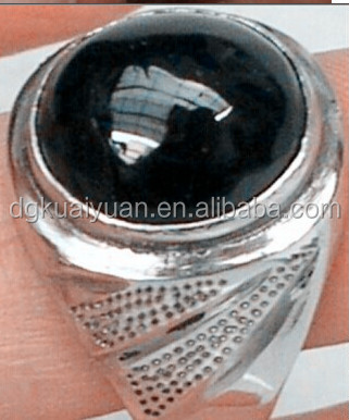 Luxury hamdmade turkish style men Ottomans Jewelry Silver Rings