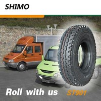 Wholesale hot sale radial tires for truck used