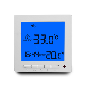 Programmable LCD Radiator Thermostat with Timer