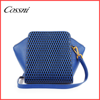 2016 cossni leather fashion and good quality 100% genuine leather designer lady women handbag