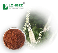 Black Cohosh Extract with Triterpene Glycosides 2.5%,5%,8% for Health Care