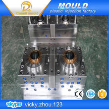 taizhou PP water bucket mold injection plastic pail mould with handle