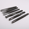 Wholesale black antistatic esd plastic tweezers